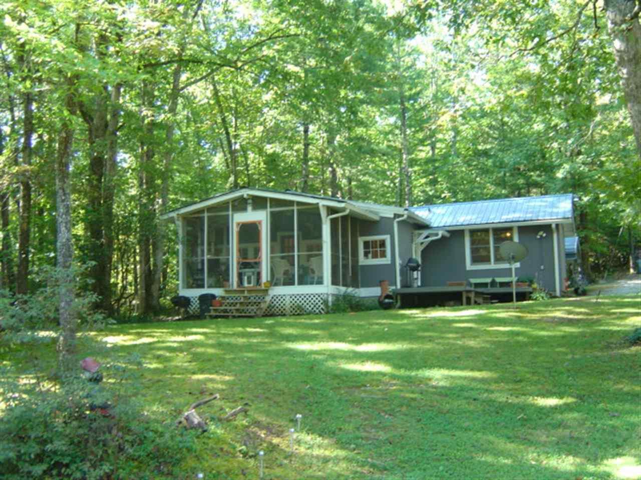 South Carolina Waterfront Property In Lake Keowee Lake
