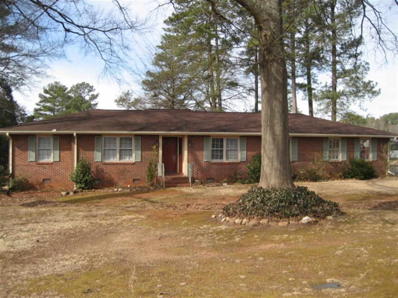 Rental Homes for Rent, ListingId:26947715, location: 506 Loblolly Drive Anderson 29625