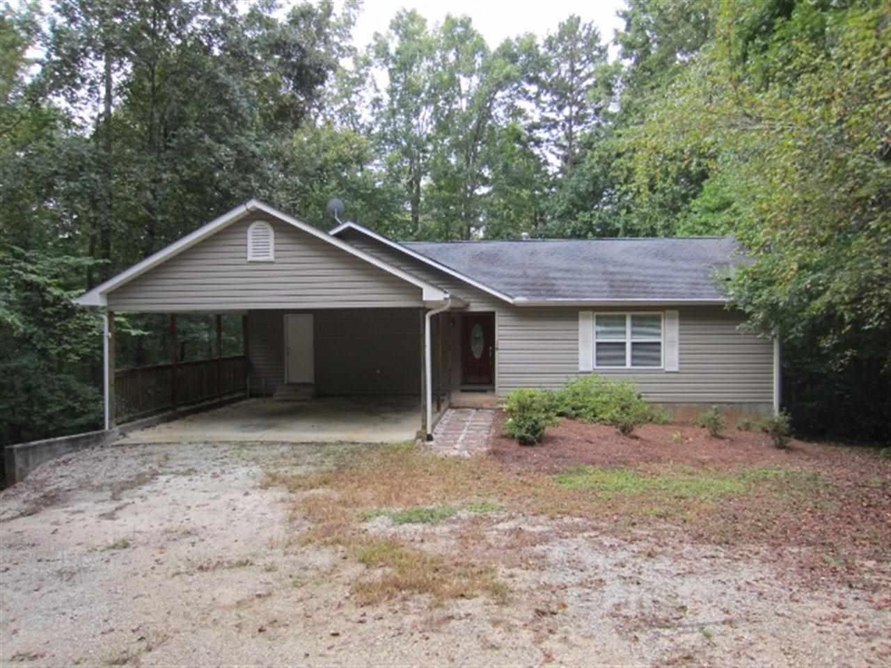 Rental Homes for Rent, ListingId:27470639, location: 119 Lake Breeze Lane Westminster 29693