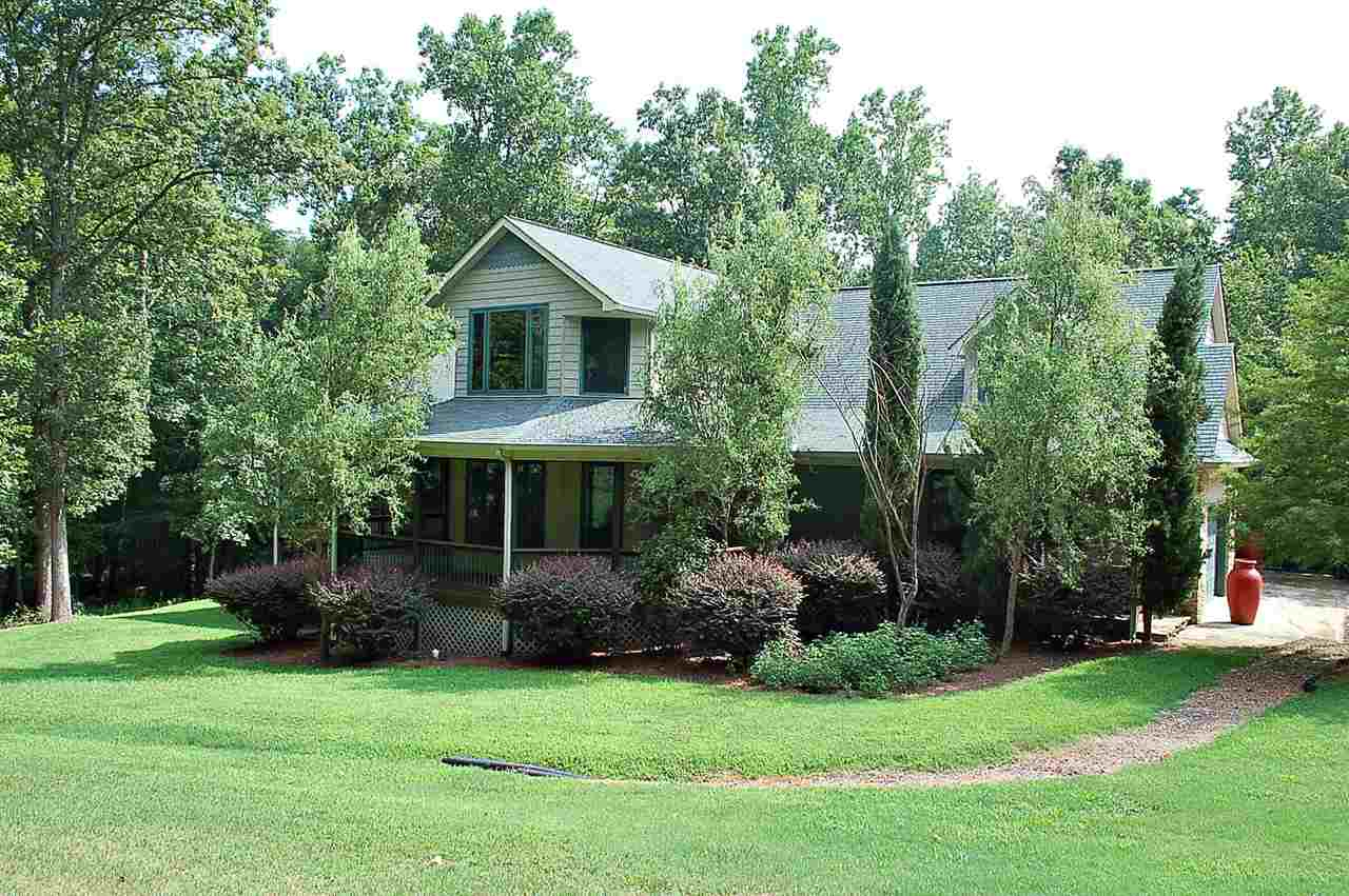 South carolina waterfront property in anderson broadway for Home builders anderson sc
