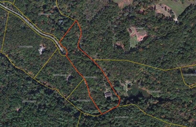 9.92 acres Salem, SC