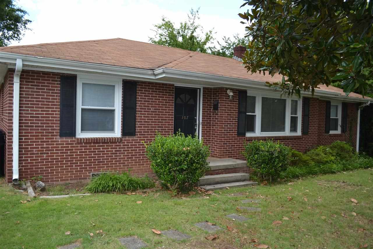 Rental Homes for Rent, ListingId:29184674, location: 107 Clinton Avenue Anderson 29621
