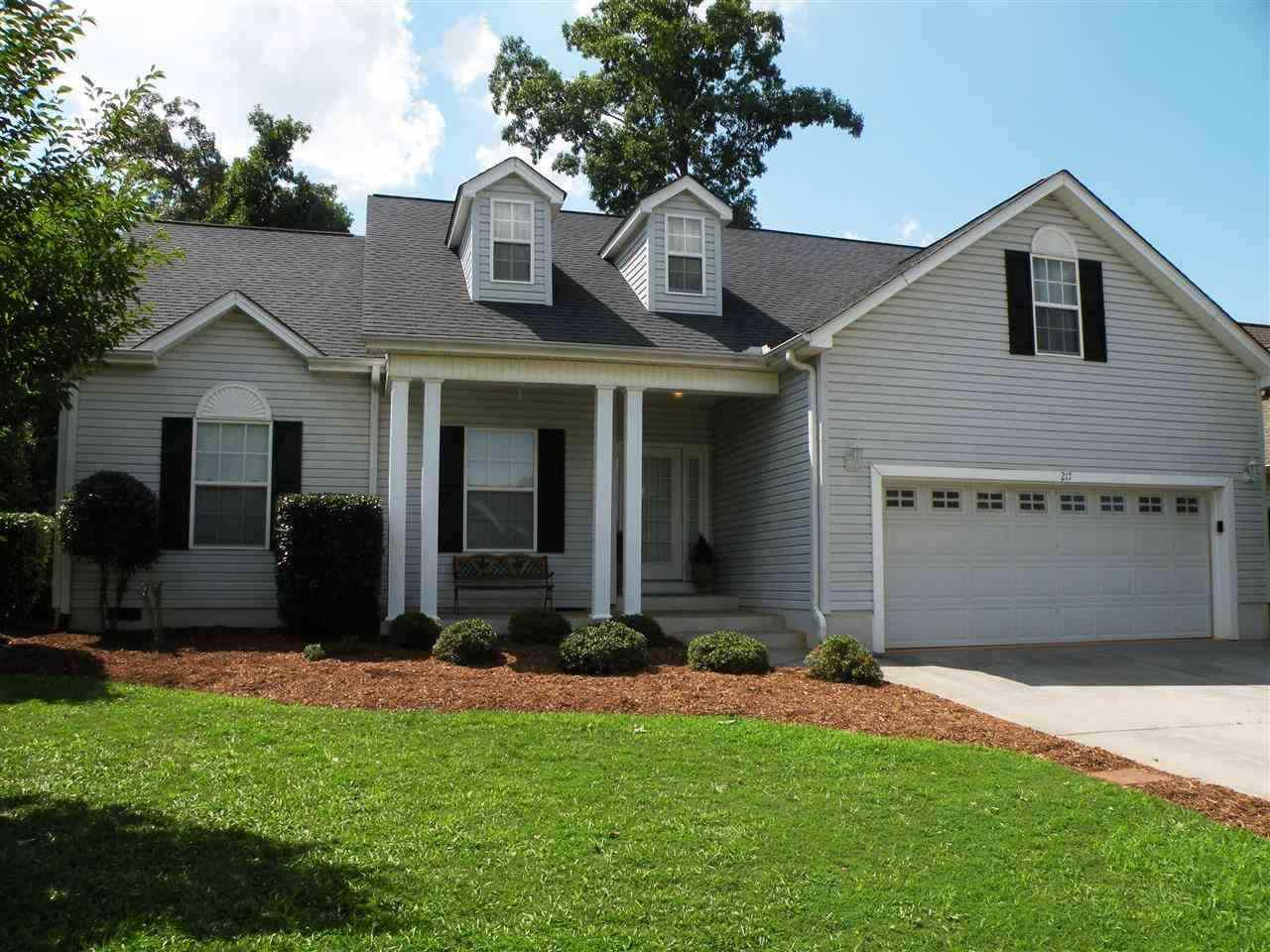 Rental Homes for Rent, ListingId:29755391, location: 217 Savannah Drive Anderson 29621