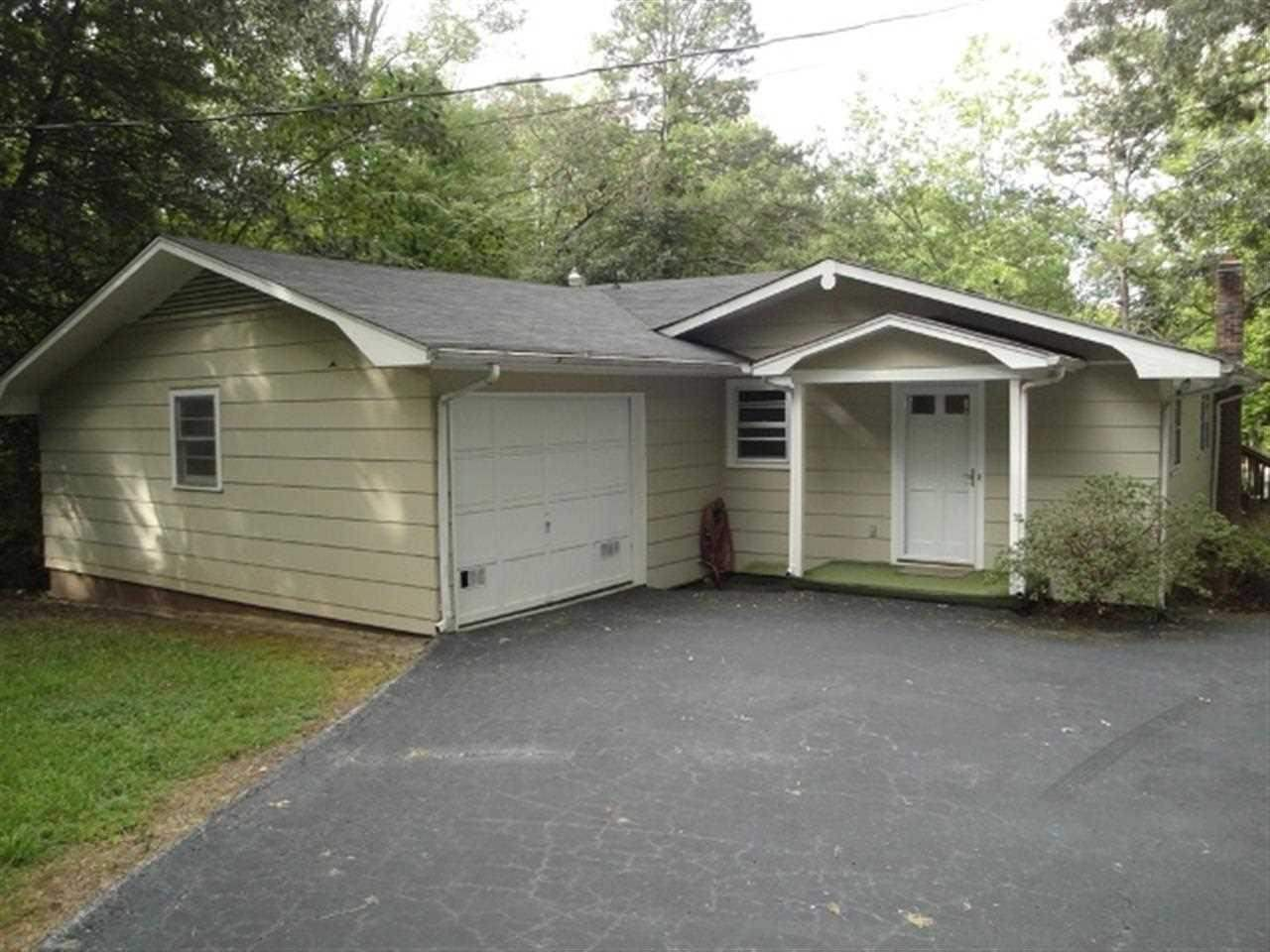 Rental Homes for Rent, ListingId:30071501, location: 114 Clearwater Shores Rd Fair Play 29643