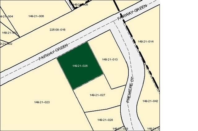 Land for Sale, ListingId:30611479, location: Lot 1 Fairway Green Anderson 29624