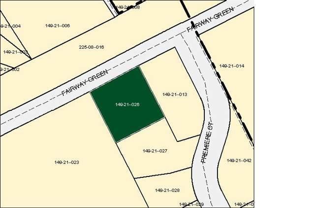 Land for Sale, ListingId:30611479, location: Lot 1 Fairway Green Anderson 29624