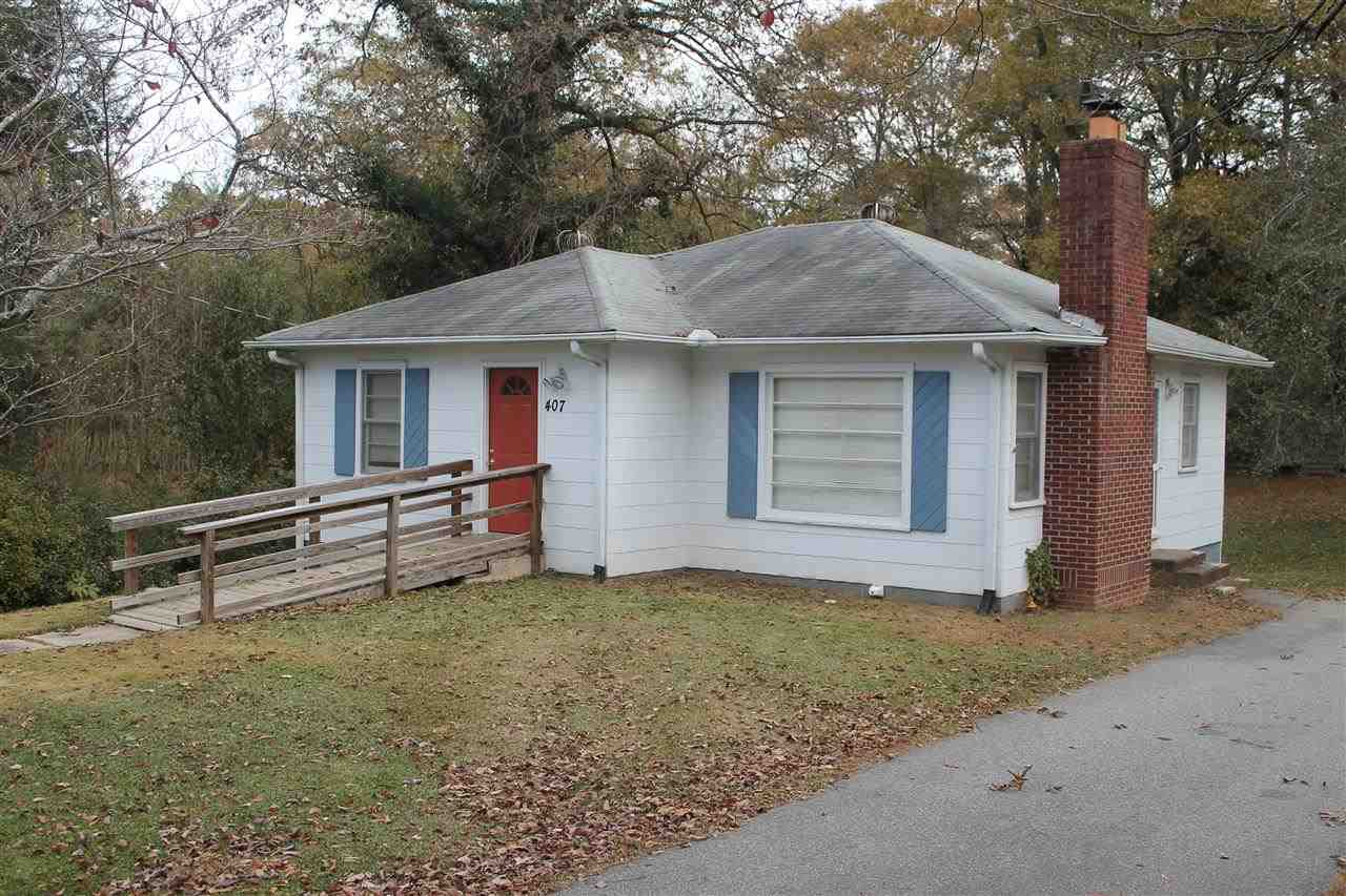Rental Homes for Rent, ListingId:30725853, location: 407 S. Church Street Walhalla 29691