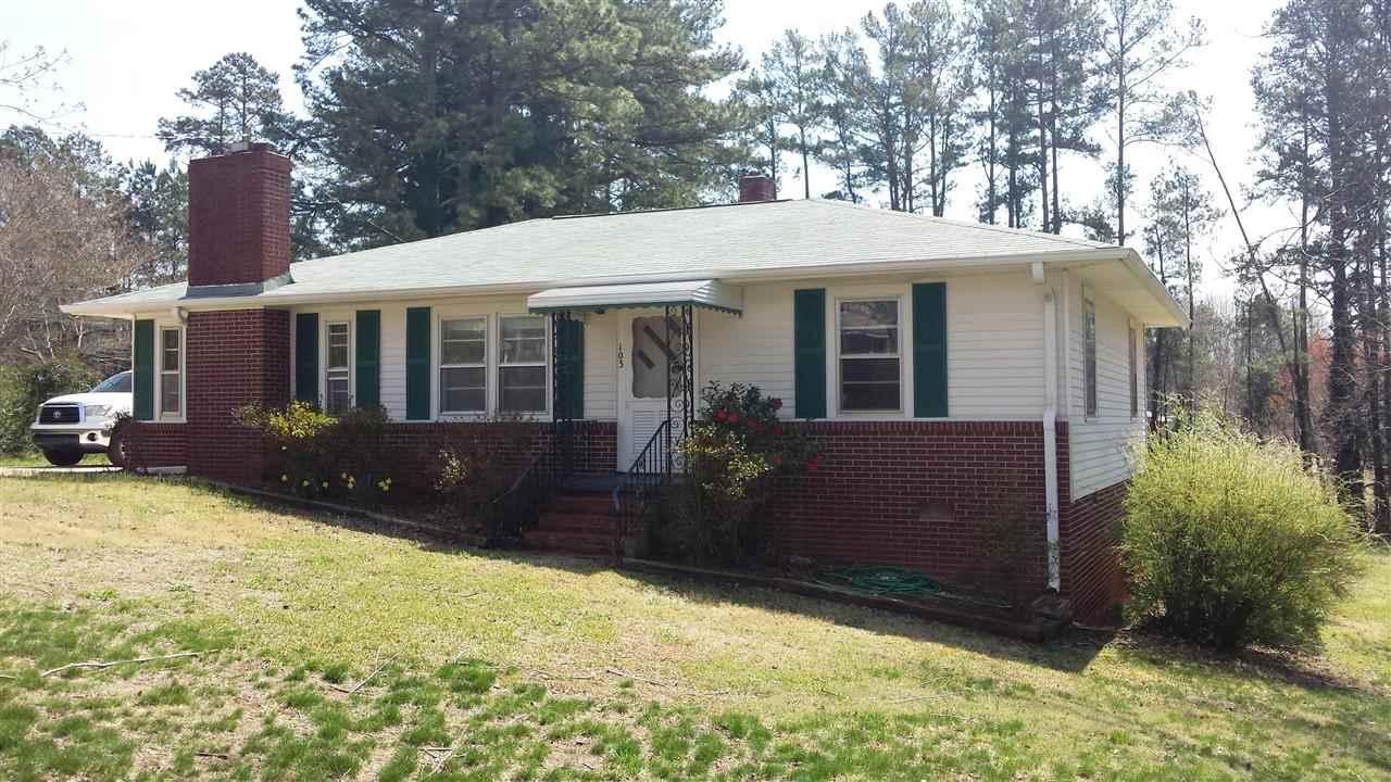 Rental Homes for Rent, ListingId:31812397, location: 103 Doyle Dr Seneca 29678