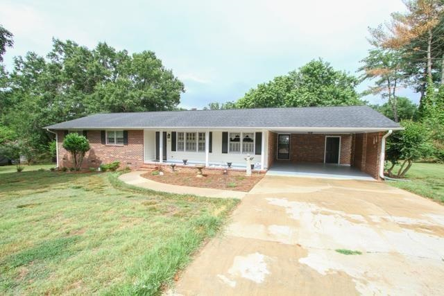 Rental Homes for Rent, ListingId:32269344, location: 1409 Hilltop Drive Anderson 29621