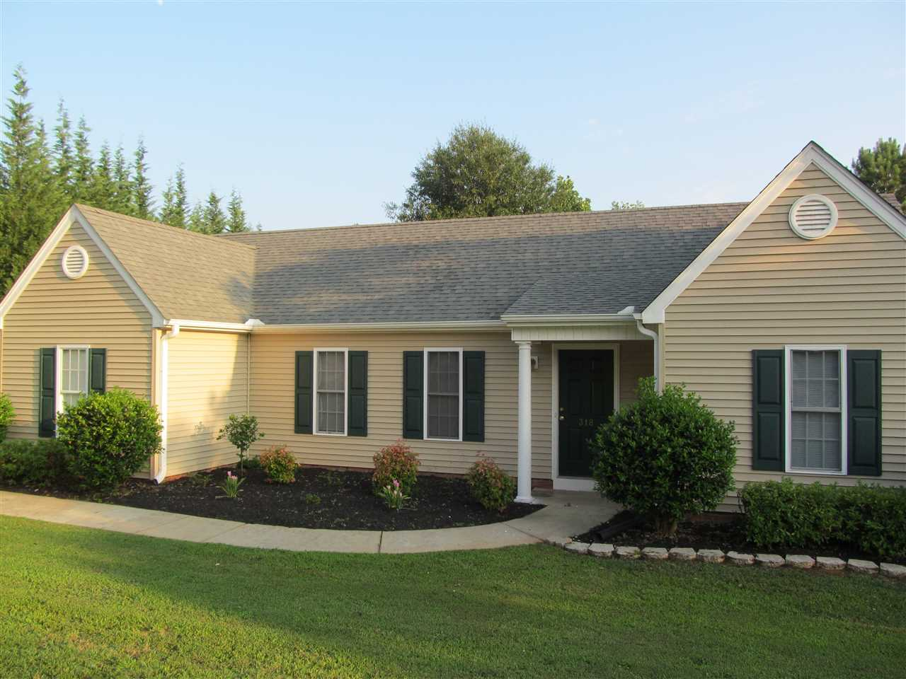 Rental Homes for Rent, ListingId:32556284, location: 318 Hood Rd Easley 29640