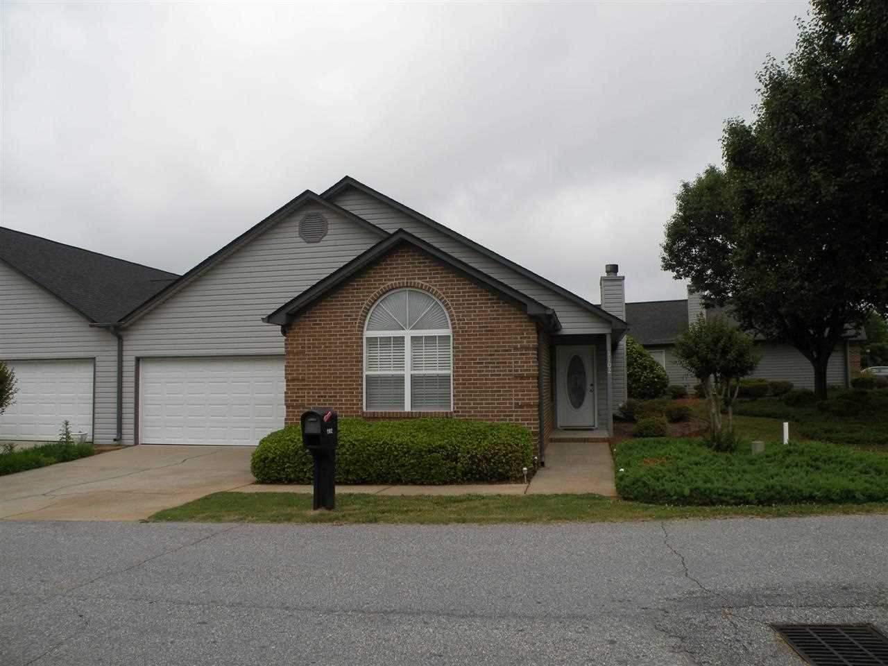 Rental Homes for Rent, ListingId:32950064, location: 1102 Cobbs Glen Drive Anderson 29621
