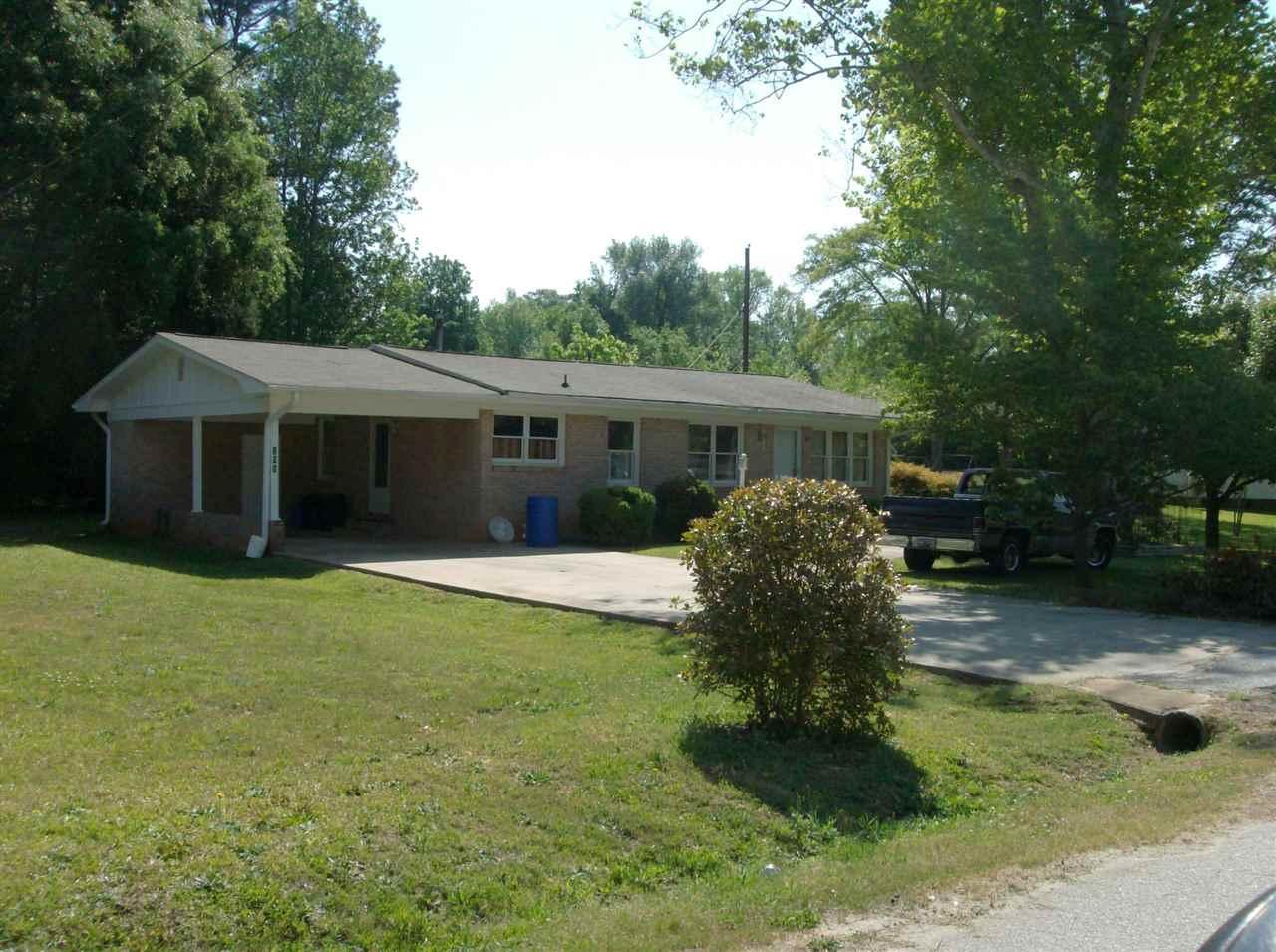 Rental Homes for Rent, ListingId:33404661, location: 108 Eastview Belton 29627