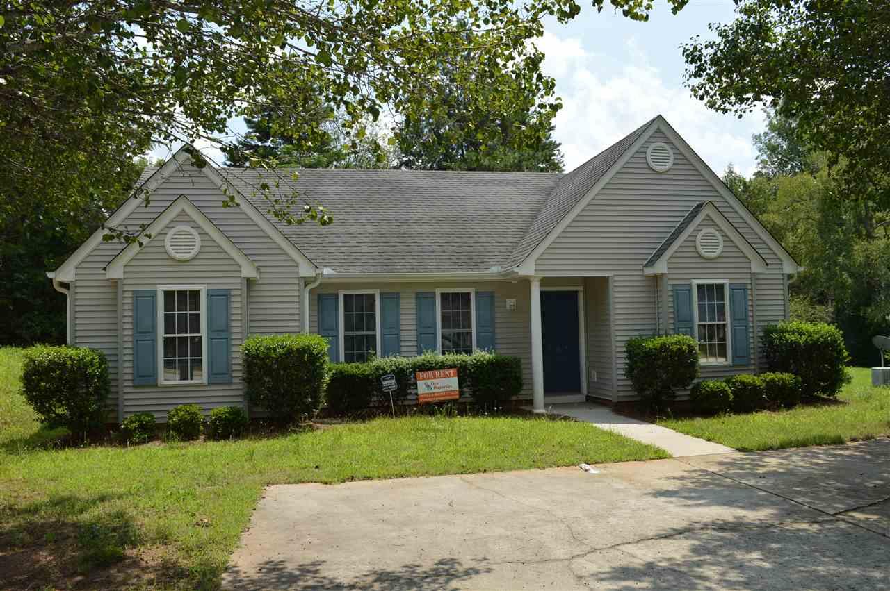 Rental Homes for Rent, ListingId:34917453, location: 123 Arbors Court Central 29630