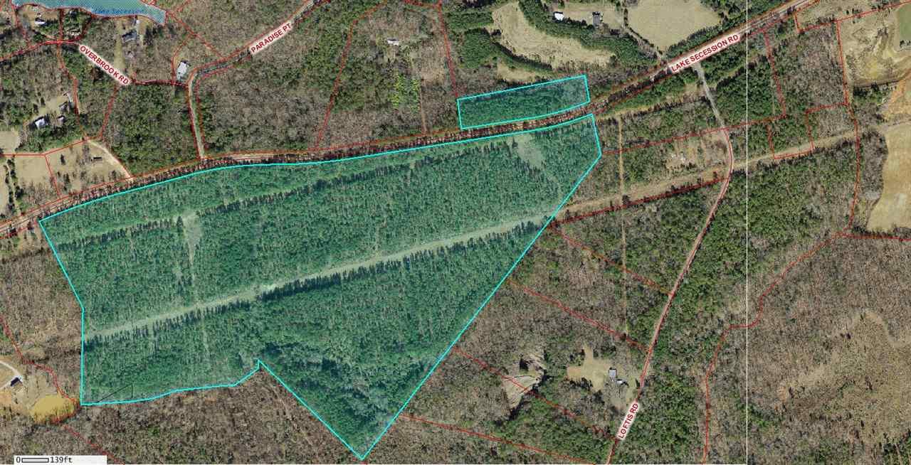 79 acres Abbeville, SC