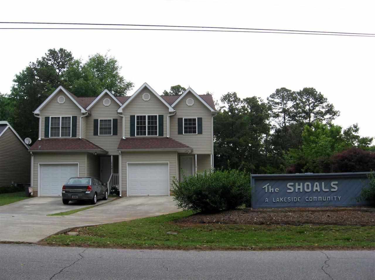 Rental Homes for Rent, ListingId:35913677, location: 1515B Marina Rd. Anderson 29625