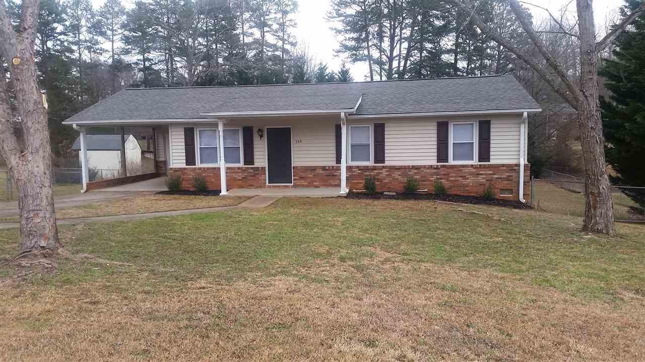 Rental Homes for Rent, ListingId:37238703, location: 119 Edgewood Avenue Easley 29640