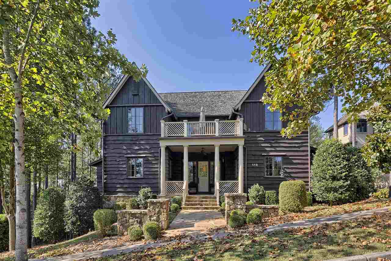 Clemson Waterfront Homes For Sale
