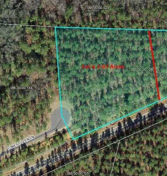 Image of  for Sale near Abbeville, South Carolina, in Abbeville County: 2.03 acres