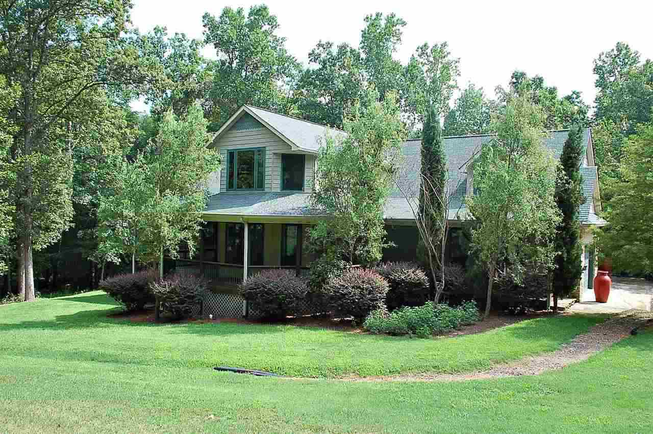 south carolina waterfront property in anderson broadway lake