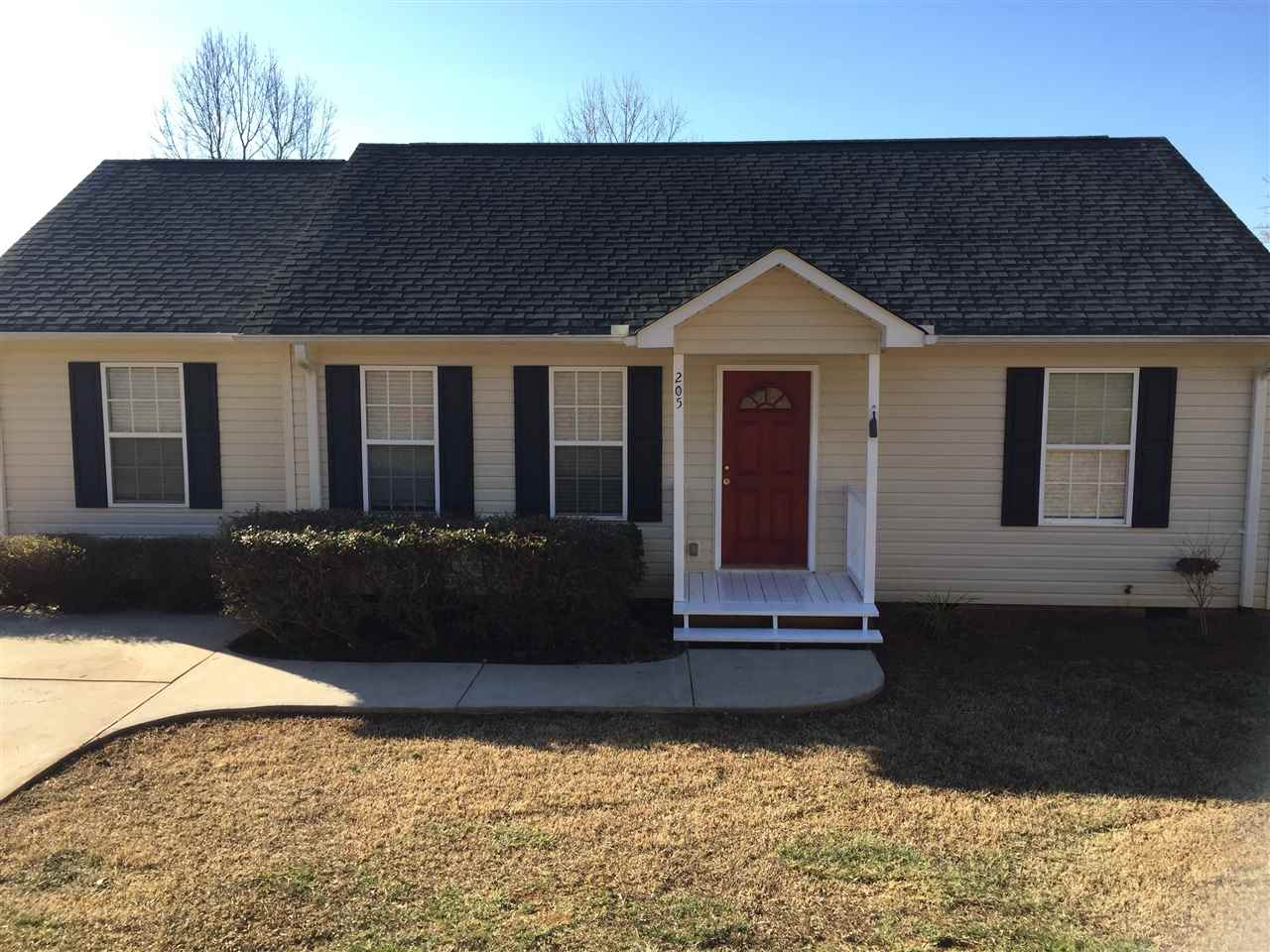 Photo of 205  Hickory Drive  Pickens  SC