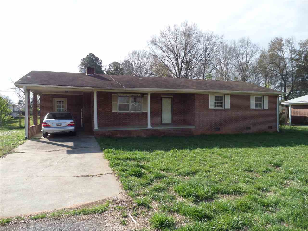 Photo of 610  Carey Street  Anderson  SC