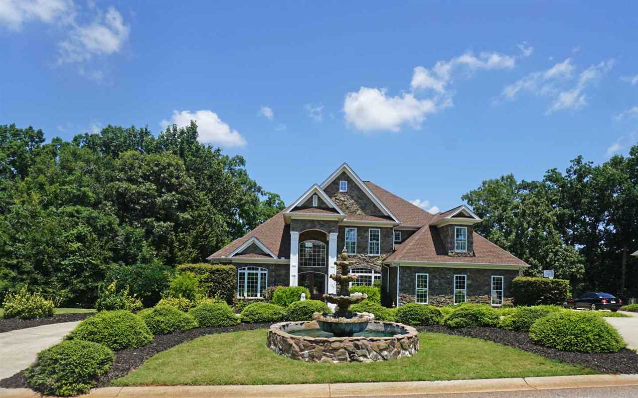 South carolina waterfront property in anderson broadway for Custom home builders anderson sc