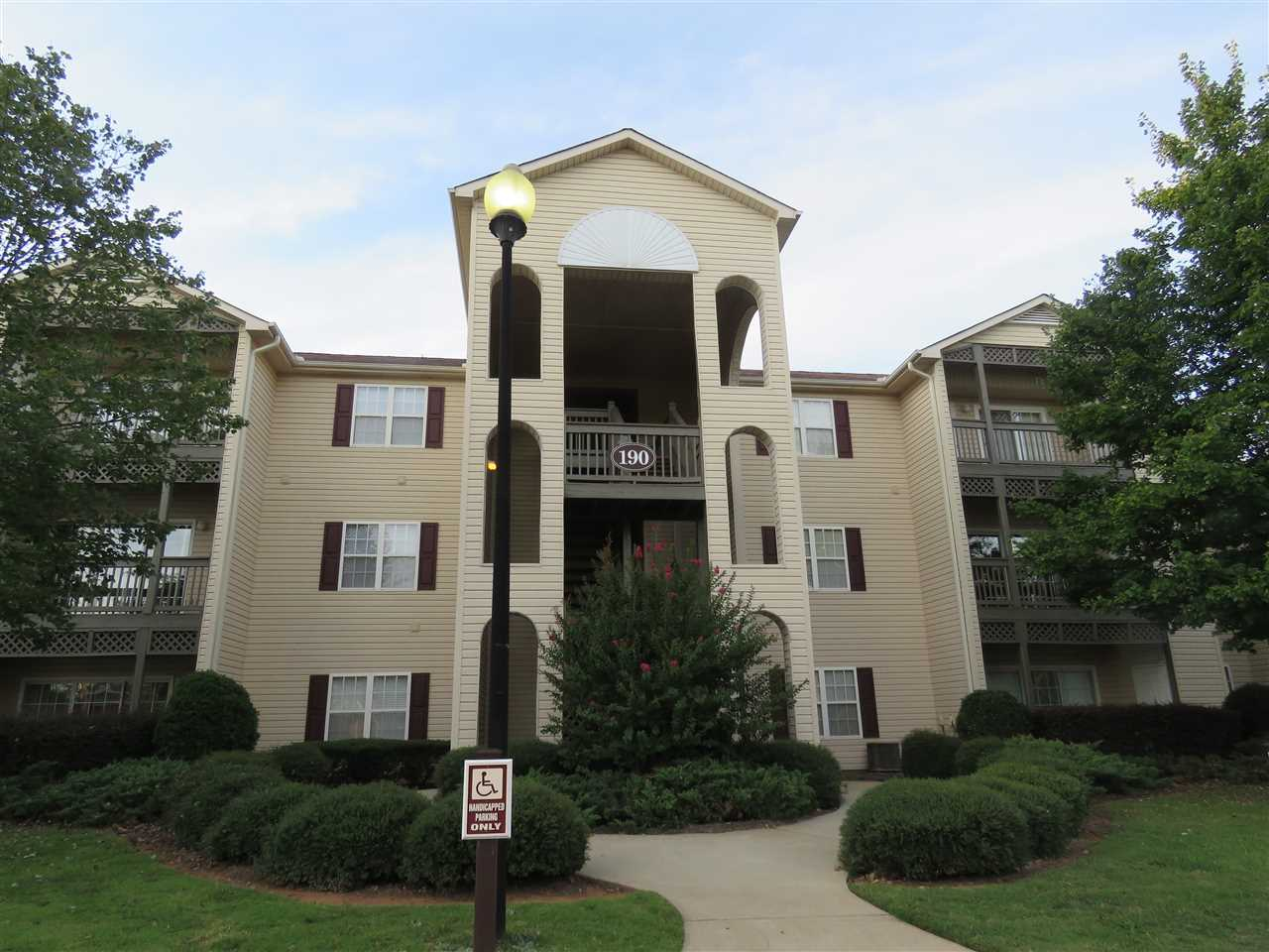 Photo of 190  Wexford Dr Unit 204  Andeson  SC