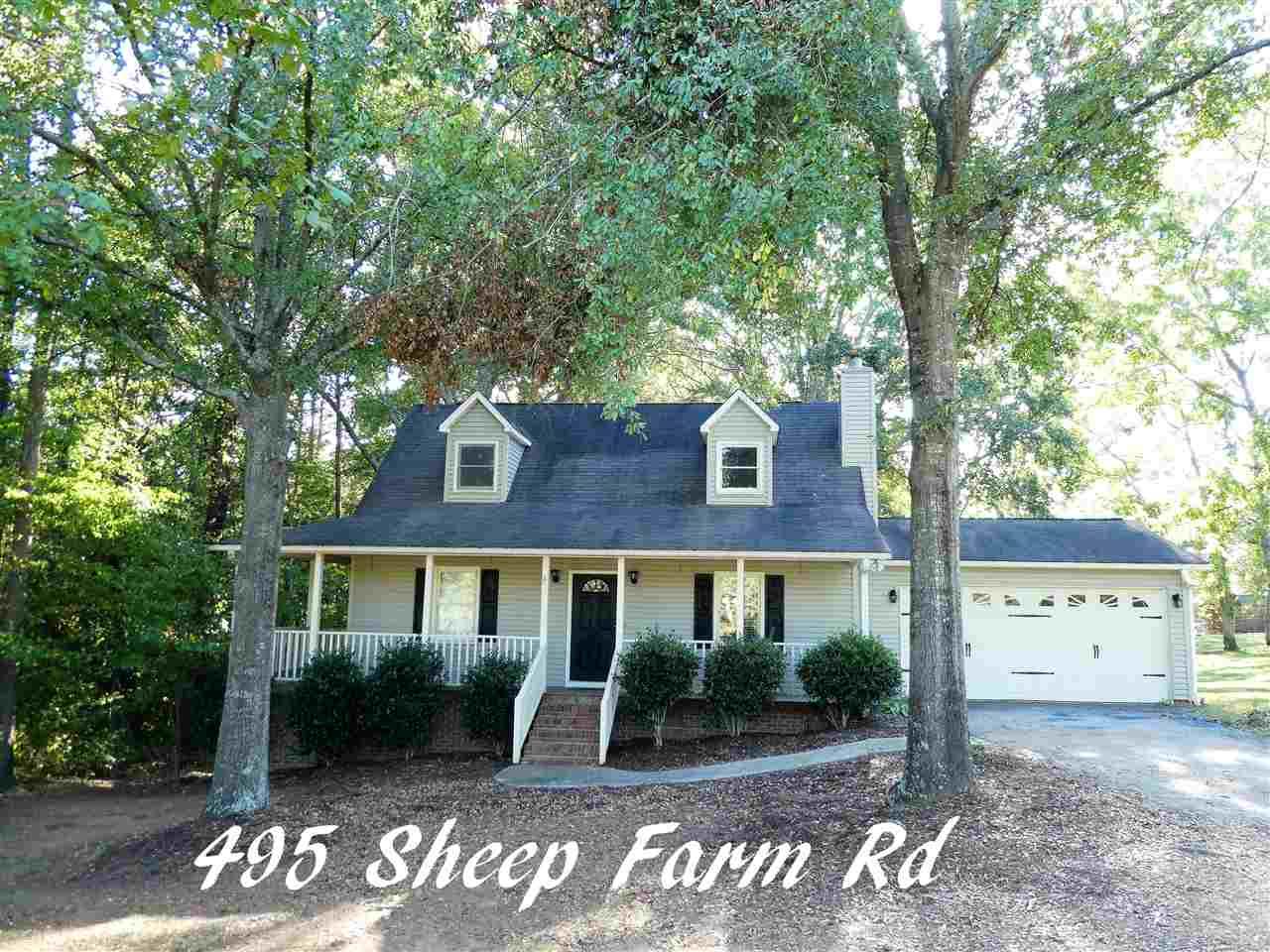 Photo of 495  Sheep Farm Rd  Seneca  SC