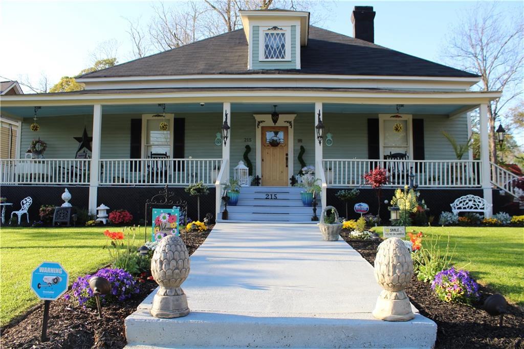 215 E Franklin Street, Anderson in Anderson County, SC 29624 Home for Sale