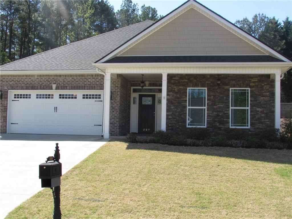 209 Obannon Court, Anderson in Anderson County, SC 29621 Home for Sale