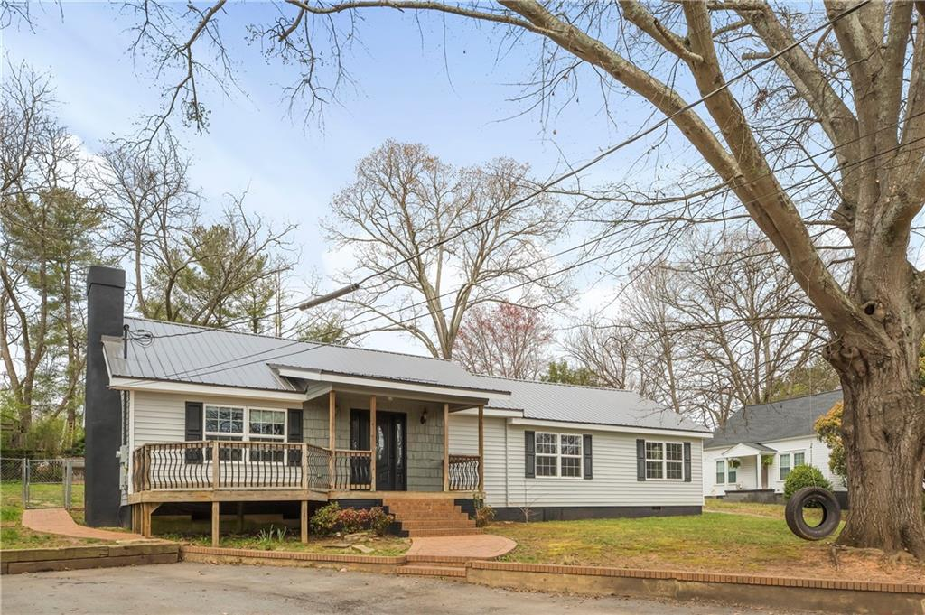 205 Powell Street, Easley in Pickens County, SC 29640 Home for Sale