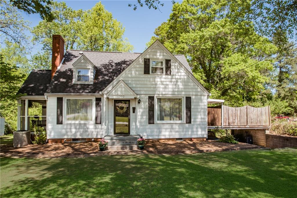 102 Parkway Drive, Easley in Pickens County, SC 29640 Home for Sale