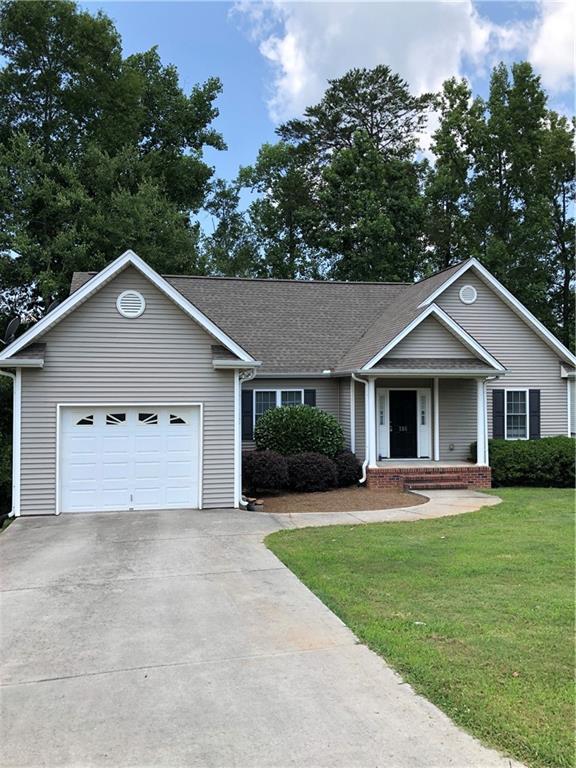 186 Grand Oak Circle, Pendleton, South Carolina