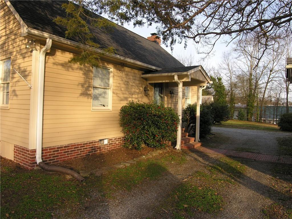 110 N Broad Street, Pendleton in Anderson County, SC 29670 Home for Sale