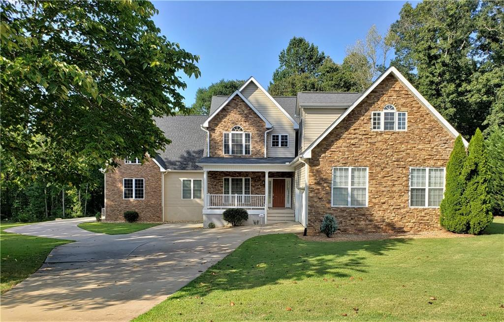 605 Montague Drive, Easley in Pickens County, SC 29640 Home for Sale