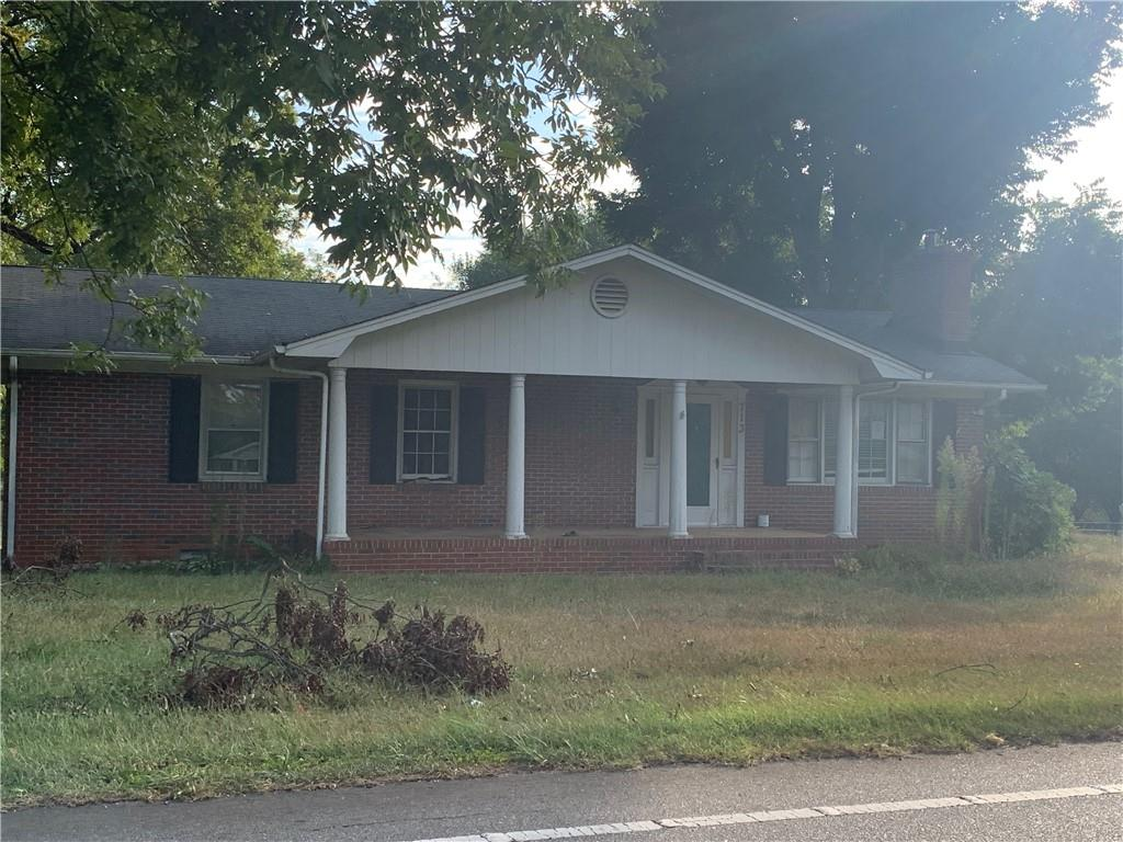 713 Pelzer Highway, Powdersville in Pickens County, SC 29642 Home for Sale