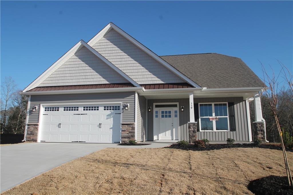 One of Pendleton 3 Bedroom Homes for Sale at 119 Capslock Trail