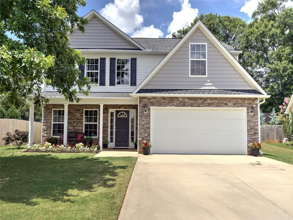 One of Powdersville 5 Bedroom Homes for Sale at 1017 Blythwood Drive