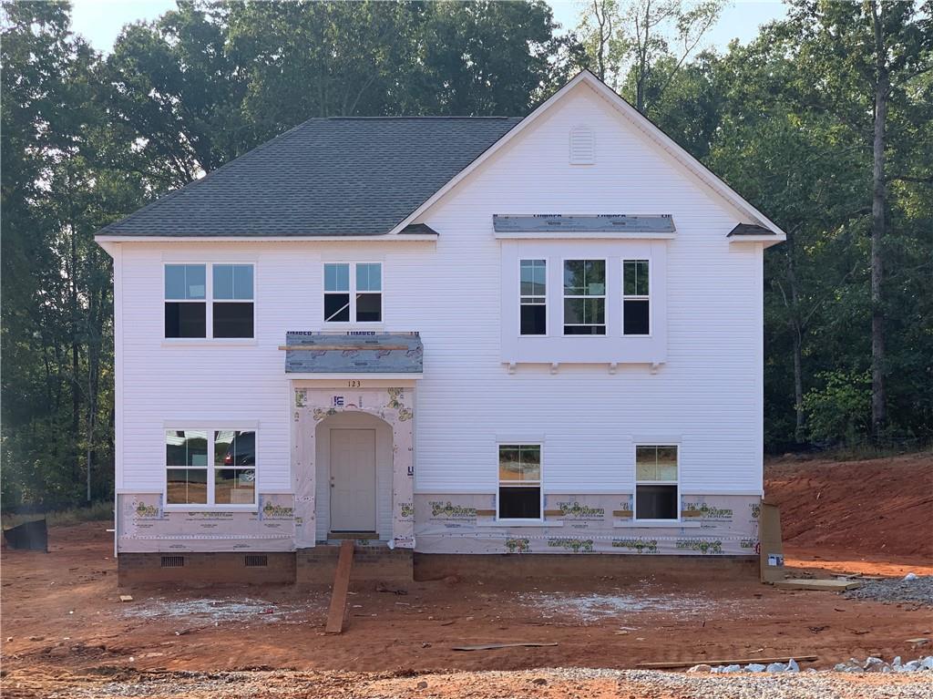 123 Warren Drive, Easley in Pickens County, SC 29640 Home for Sale