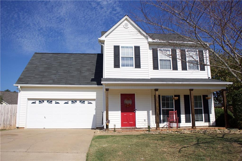 108 Wild Wing Court, Easley in Pickens County, SC 29642 Home for Sale