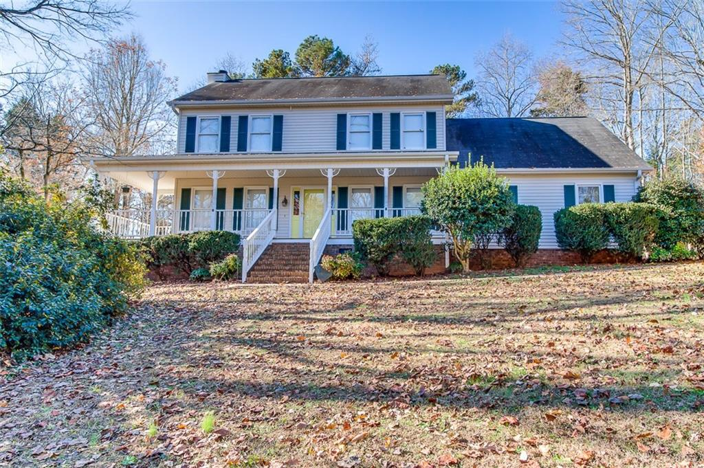507 Shadow Oaks Drive, Easley in Anderson County, SC 29642 Home for Sale