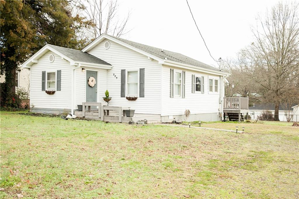 209 Nalley Road, Easley in Pickens County, SC 29640 Home for Sale