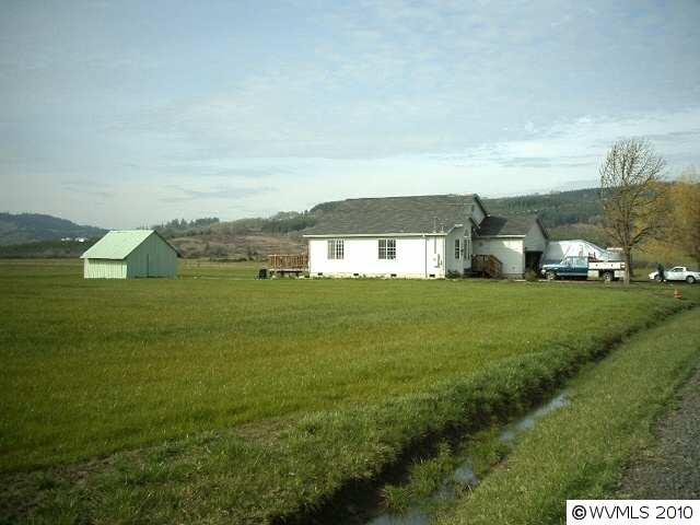 80.24 acres Sheridan, OR