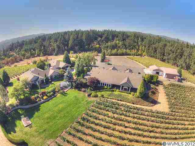 22.09 acres Dallas, OR