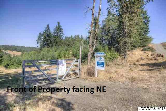 12 acres in Dallas, Oregon