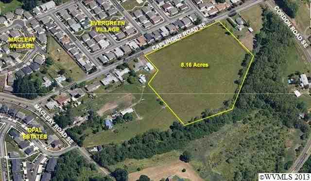 8.16 acres Salem, OR