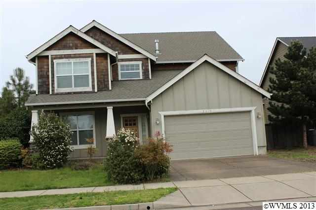 2015 SW Marten Ave, Albany, OR 97321