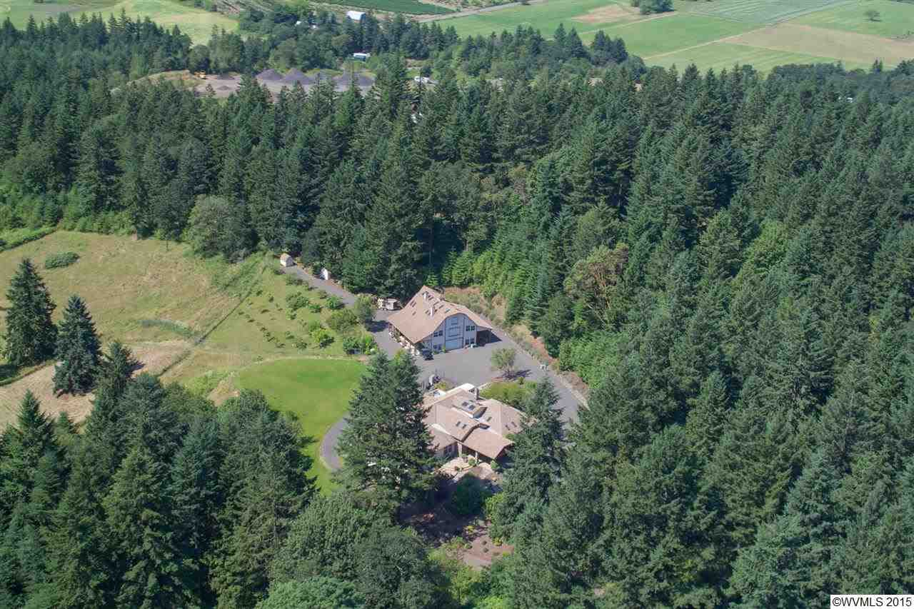 Image of Residential for Sale near Newberg, Oregon, in Yamhill county: 76.27 acres