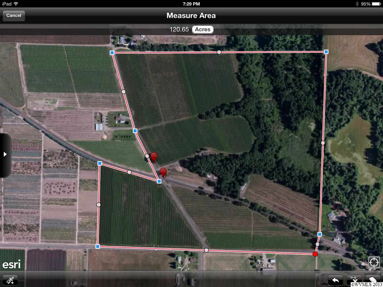 115.85 acres in Hillsboro, Oregon