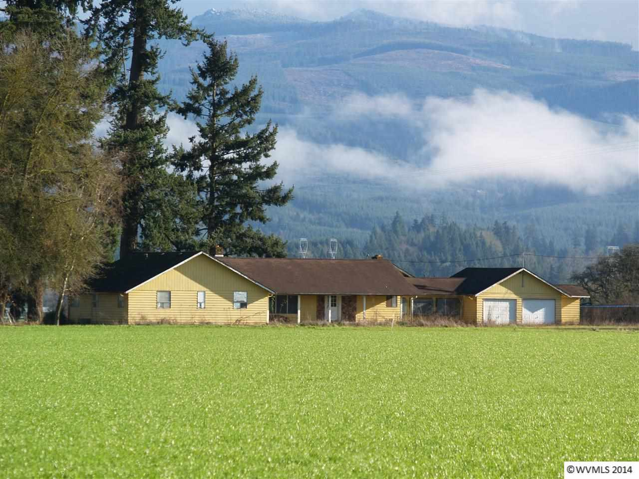 180.2 acres in Scio, Oregon